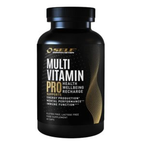 SELF Omninutrition Multivitamin 60 kap