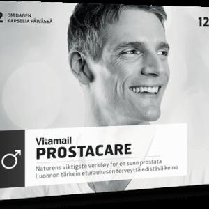 ProstaCare er utviklet for voksne menn som ønsker å ivareta egen helse og holde prostataen frisk og sunn.