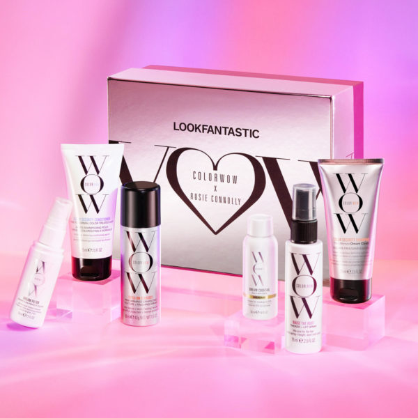 LOOKFANTASTIC Color WOW x Rosie Connolly Collection (Worth Over £65)