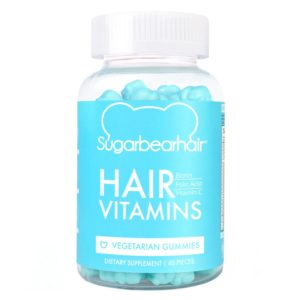 SugarBearHair Vitamins 60pcs