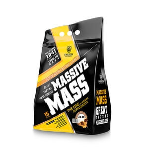 Swedish Supplements Massive Mass, 3.5 kg, Banana Split Gainers