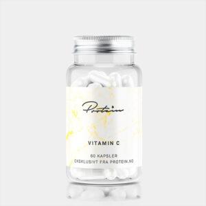 Vitamin C 60 Kapsler